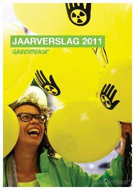 cover Jaarverslag 2011