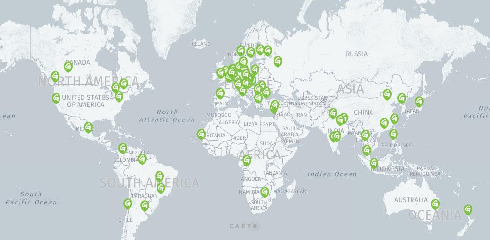 doneer en maak deel uit van een wereldwijde beweging