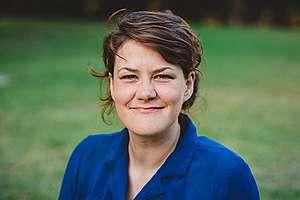 Charlotte van der Tak - Campaigner Greenpeace Nederland