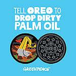 Hoe Oreo regenwoud laat kappen voor palmolie