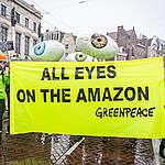 Blog: Waarom ik, bezorgde Braziliaanse, meeliep met de klimaatmars
