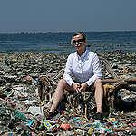 Een plastic eiland? Wat Victoria Koblenko aantreft in de Filipijnen
