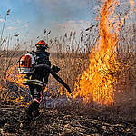 Zo bestrijden we natuurbranden in Rusland