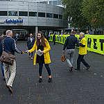 Greenpeace wil klimaatplan van Schiphol