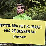Rutte, red ons klimaat en de bossen!