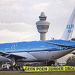 Klimaatvoorwaarden aan KLM stellen teleur