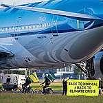 Greenpeace eist openheid over staatssteun aan grote vervuiler KLM