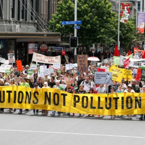 Surging emissions show NZ needs stronger action on climate