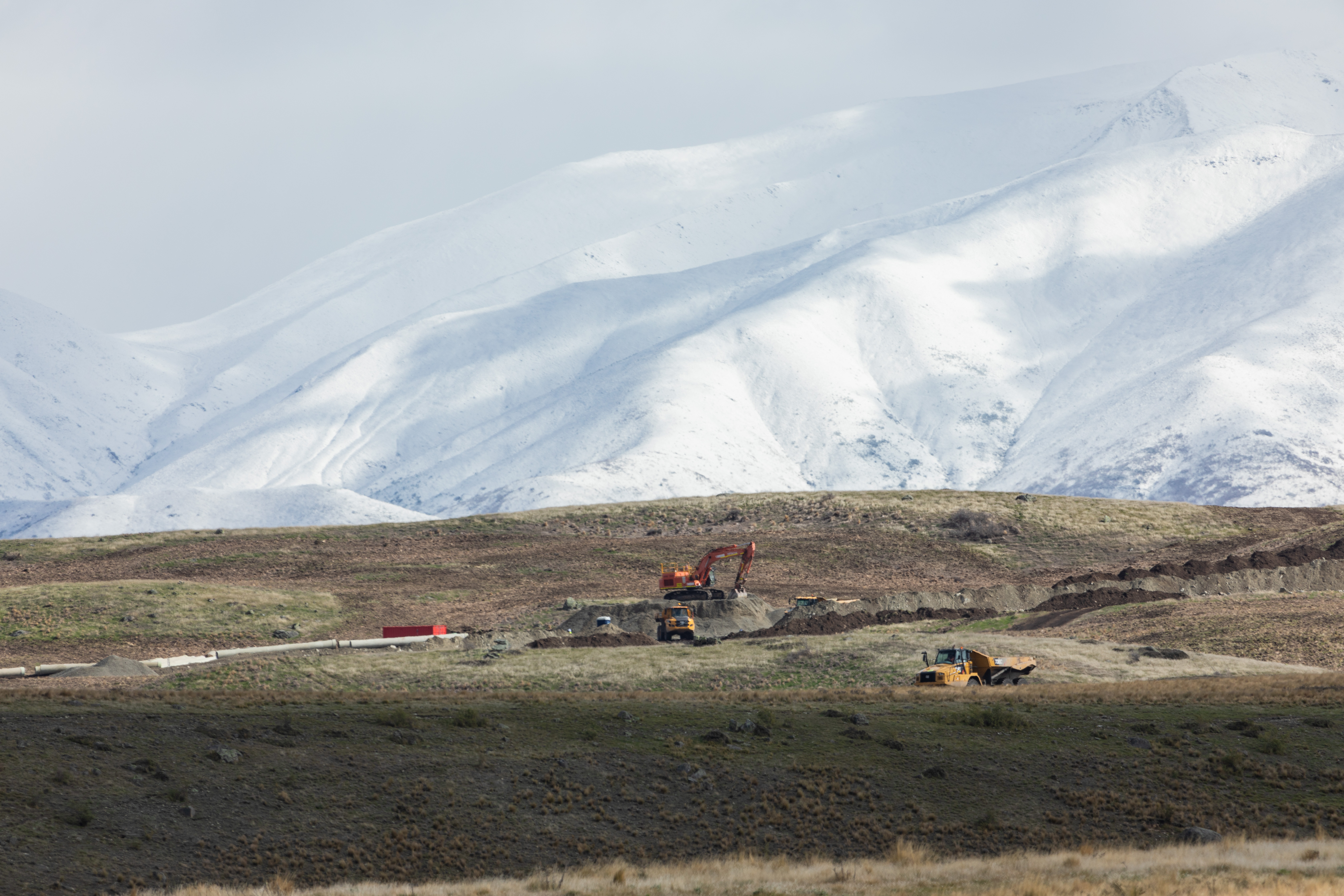 Mackenzie Country dairy expansion