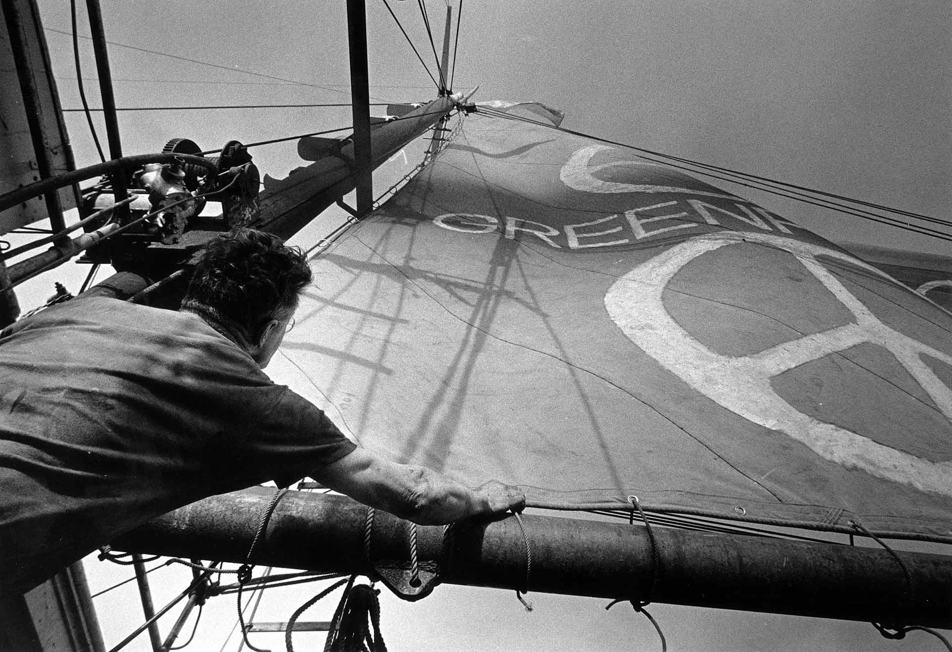 Our history - Greenpeace New Zealand