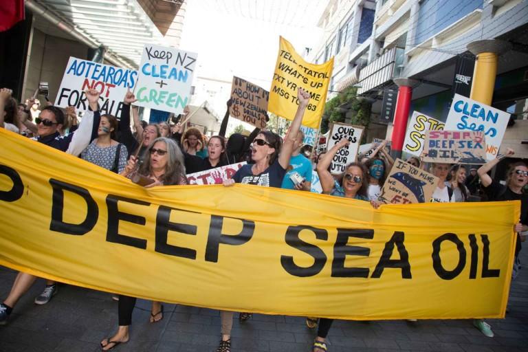 greenpeace mission statement
