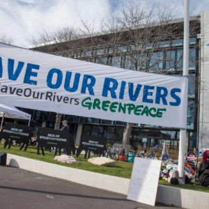 Greenpeace slams ECan's new plan as anti-democratic