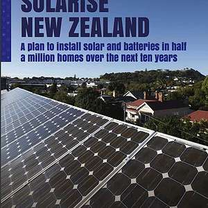 A plan to Solarise New Zealand