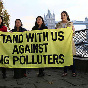 Meet the women taking on some of the world's biggest climate polluters