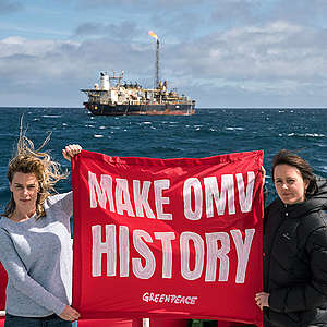 OMV's drill plan reveal on NZ's oil ban anniversary disgraceful