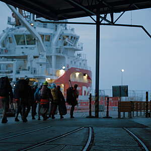 30 people occupying OMV support vessel to halt oil operations