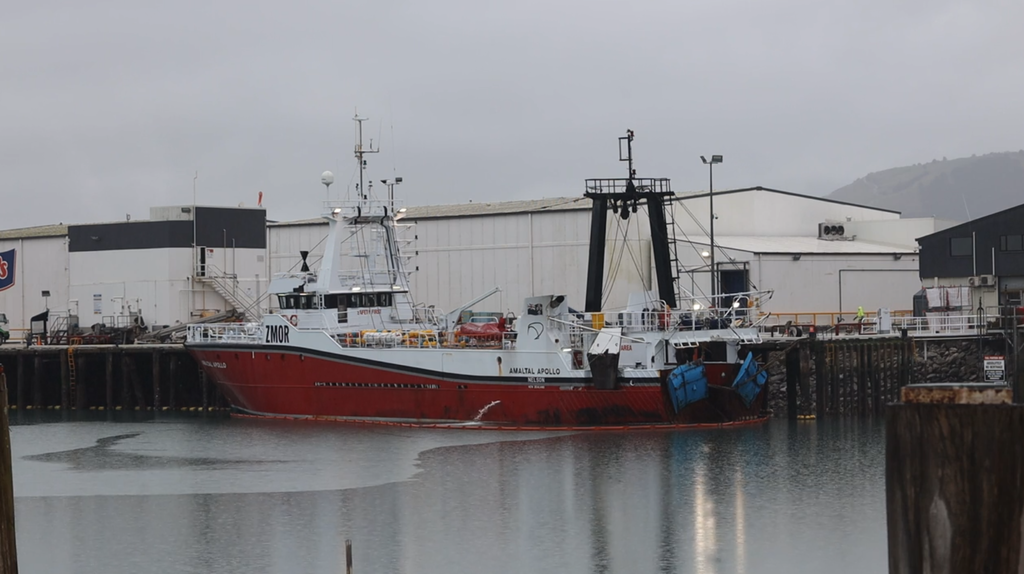 Amaltal Apollo, Talley's, Talley's vessels, Talley's fisheries, bottom trawling boats, SPRFMO