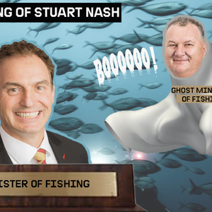Leaked phone call exposes NZ First control of fishing policy