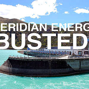 Why the Meridian Energy hydro dam spilling scandal shows it's time to democratise our energy