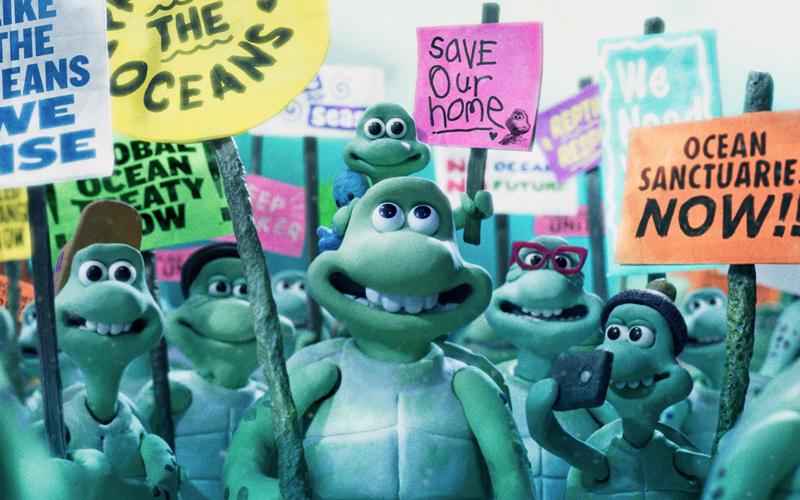 Denne stjernespekkede animasjonsfilmen viser hvorfor vi må beskytte havet