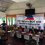 Groups say goodbye to Canada waste, urge PH government to ban all waste imports immediately