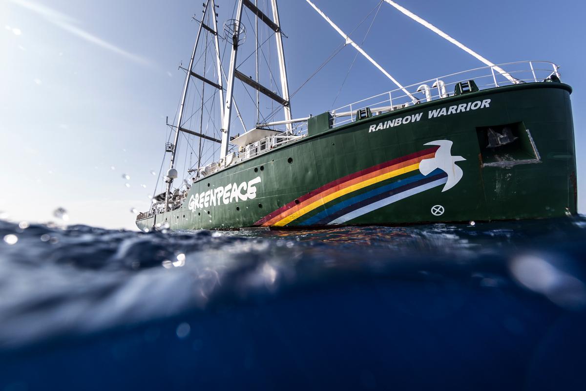 Less Plastic, More Mediterranean - Italian Leg Tour. © Lorenzo Moscia / Greenpeace
