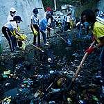 Clean-up and brand audit in Lahug River as Cebuanos rally for a plastic-free future