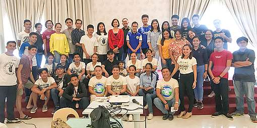 Cebu Youth Leaders