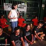 Greenpeace statement on the passing of Gina Lopez