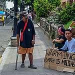 Youth Climate Strike at Calbayog City