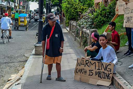 Youth Climate Strike at Calbayog City