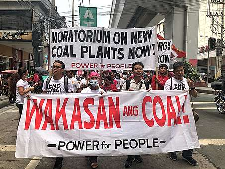 National Day of Action Against Coal 2019
