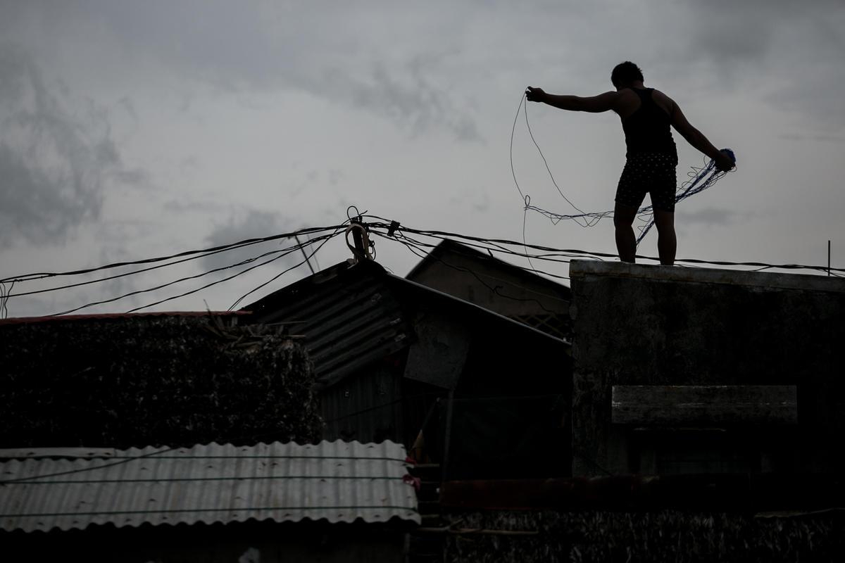 Typhoon Kammuri In The Philippines. © Basilio H. Sepe / Greenpeace