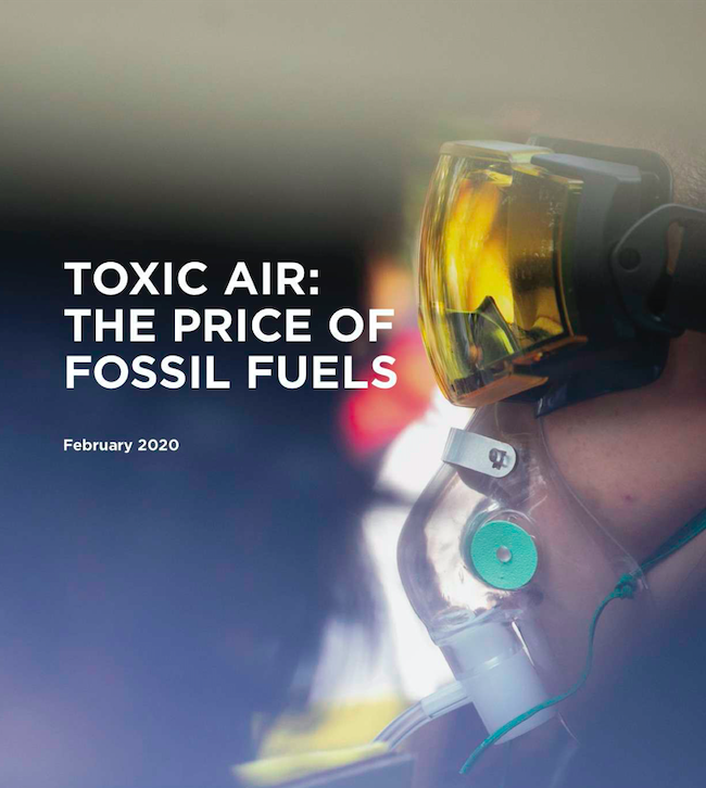Toxic Air: The Price of Fossil Fuels