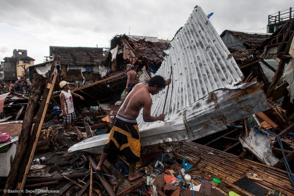 Climate DRR should drive PH COVID recovery
