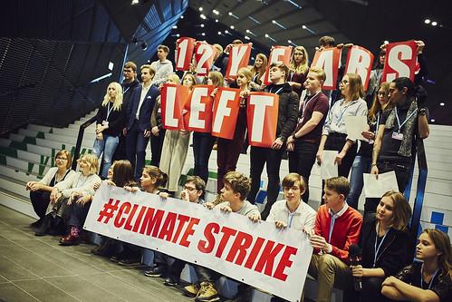 Strajk dla klimatu w polskich szkołach