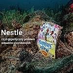 Nestlé, czyli gigantyczny problem odpadów plastikowych