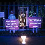 #StopDatteln4: Protest przed ambasadami Niemiec i Finlandii przeciwko nowej elektrowni węglowej