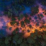 Syberia klimatycznym punktem zapalnym. Szalejące pożary pokrywają rosyjskie miasta dymem