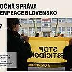 Vyročná správa – Greenpeace Slovensko, CEE