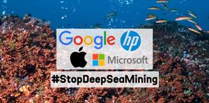 Preprečimo globokomorsko rudarjenje! (c) Greenpeace