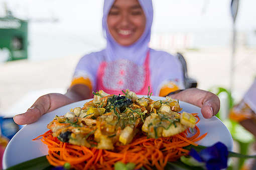 World Meat Free Day Event in Phuket. © Baramee  Temboonkiat / Greenpeace