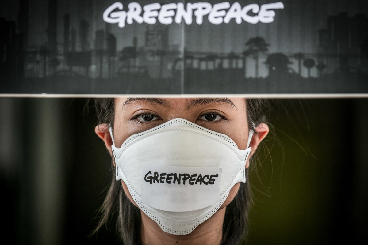 Latest air pollution data ranks world's cities worst to best - Greenpeace