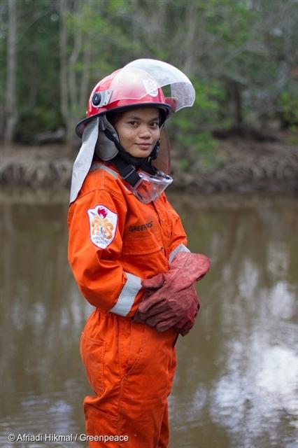 Tim Cegah Api's Margareta Ratih