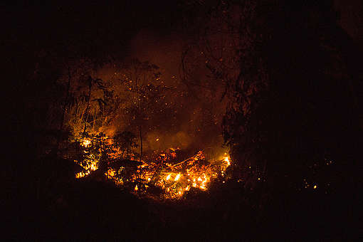 Indonesia Forest Fires. © Ardiles Rante / Greenpeace