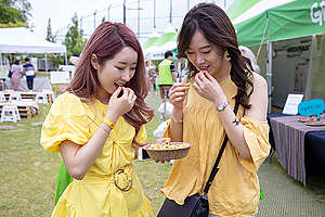 Greenplugged Festival and Bye Plastic Campaign in Seoul. © Soojung Do / Greenpeace