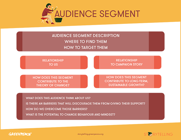 ''Audience Segment' Handout Thumbnail