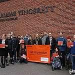Greenpeace vann rättstvist efter kärnkraftsaktion