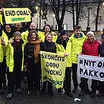 Klimataktivister i Slovakien släpps fria