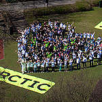 'I Love Arctic' Day of Action in the Netherlands. © Greenpeace / Thomas Schlijper